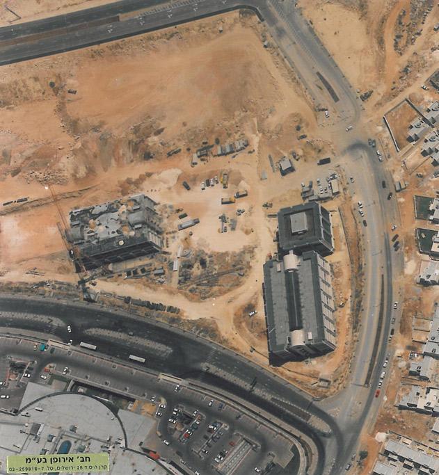 מגה וברק הגן הטכנולוגי במנחת - tafnit UT-22