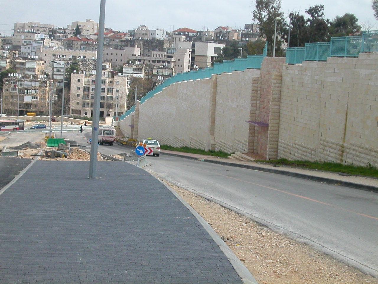 Shamgar-Golda Road