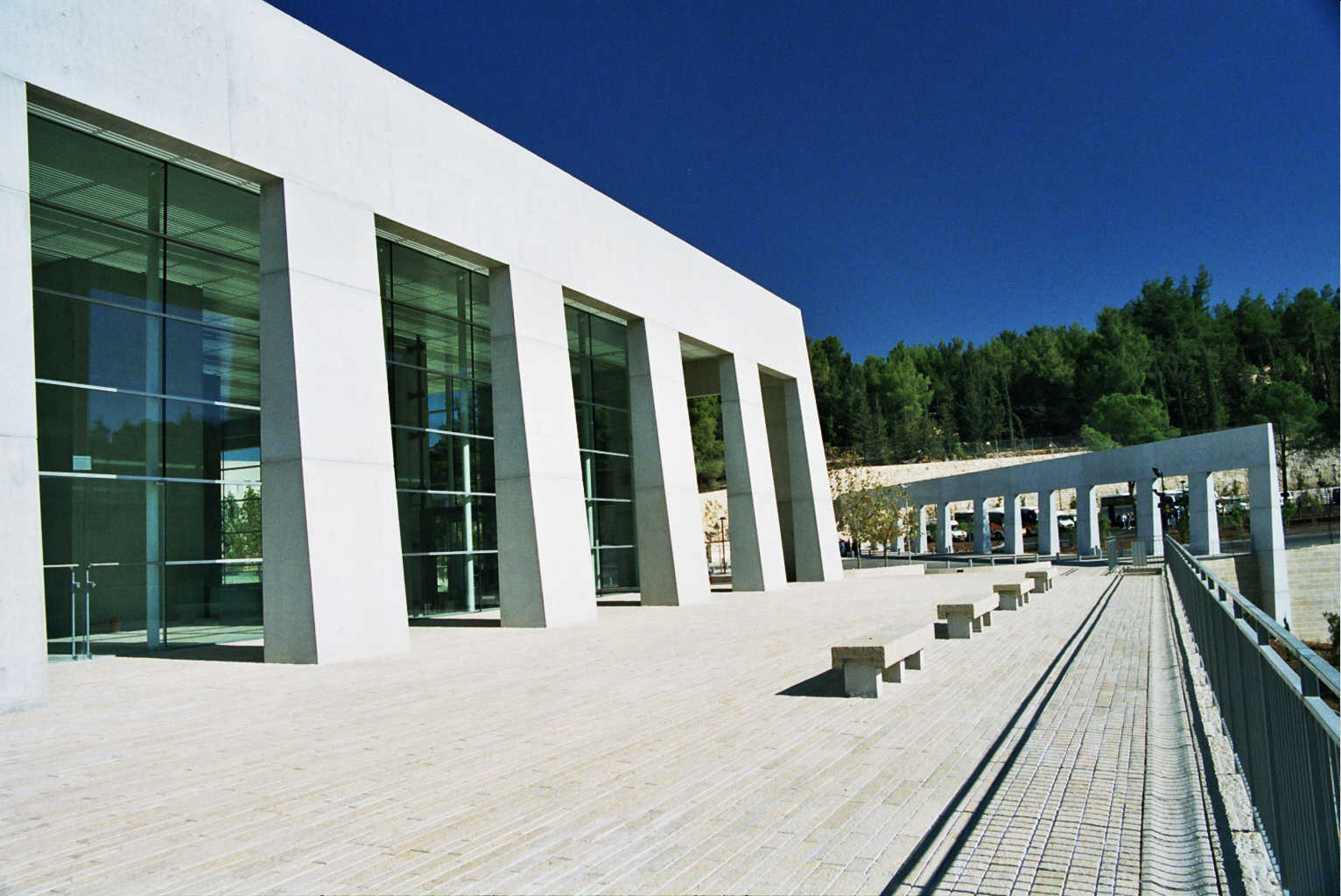 Yad Vashem Visitors' Center